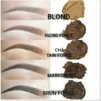 PIGMENTS MARRON CHAUD